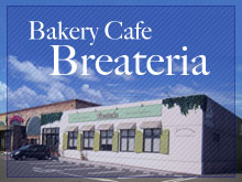 Bakery Cafe Breateria