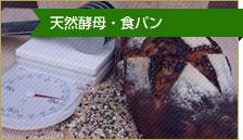 天然酵母・食パン